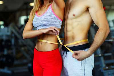 What are the natural concepts followed to lose weight